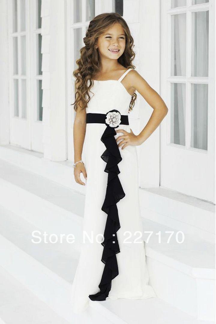 imagenes de vestidos para niña de 12 años elegantes - Buscar con ...