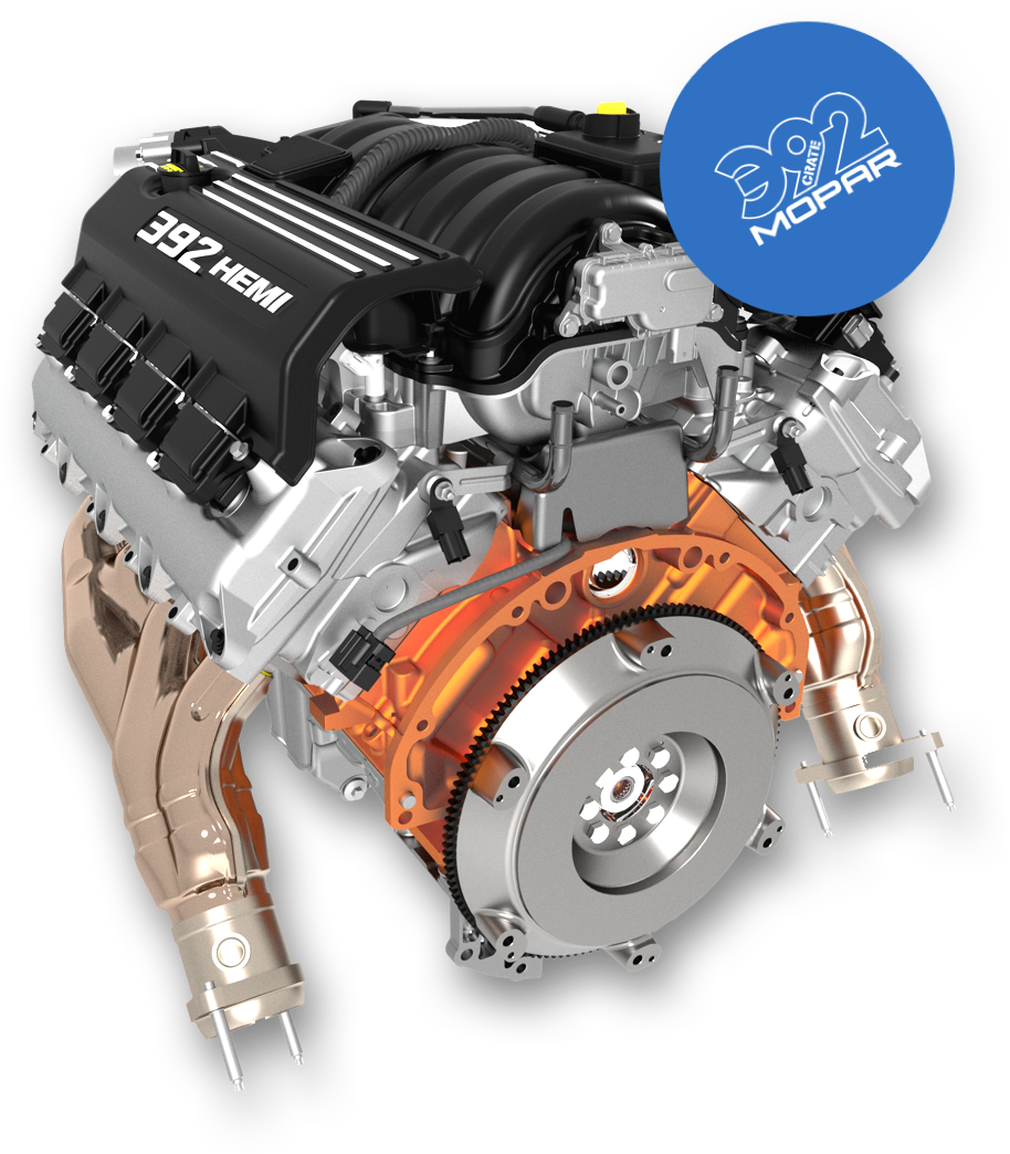 The Best Engine For Your Mopar Project it's Available