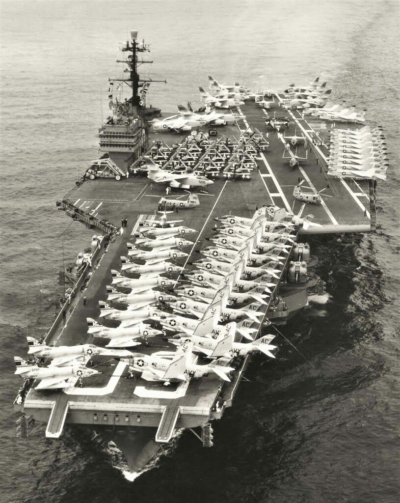 uss saratoga cva 59 forrestal class aircraft carrier and follow rh br pinterest com
