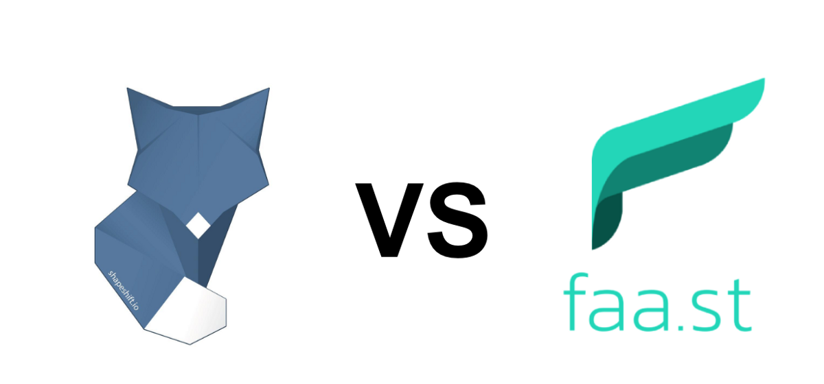 Shapeshift Io Vs Faast Who Comes Out On Top Cryptocurrency