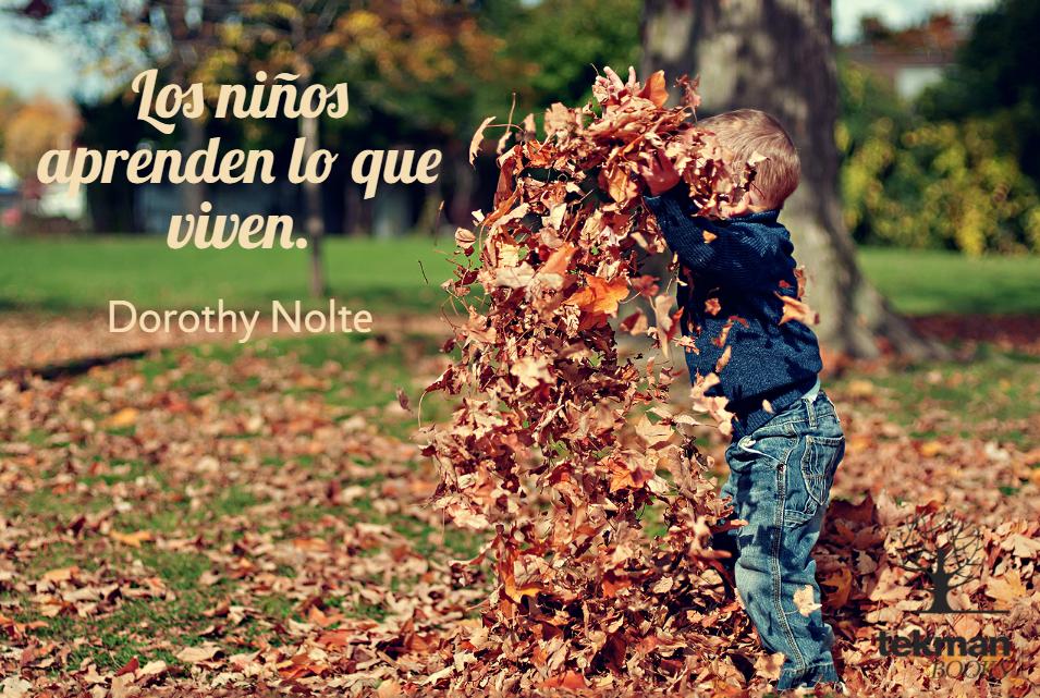 #DorothyNolte #educación #infancia