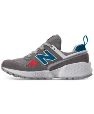 Boys' 574 Sport v2 Casual Sneakers from Finish Line