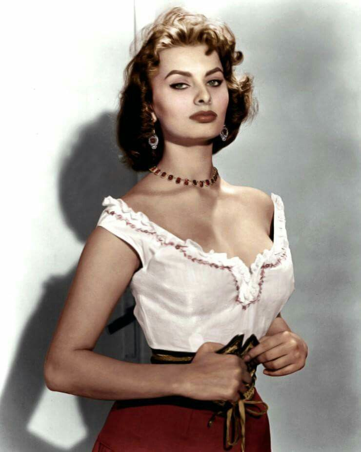 Sophia Loren Schone Frauen Old Hollywood Und Frau
