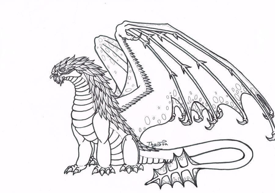32 Ausmalbilder Dragons Skrill - Besten Bilder von ...