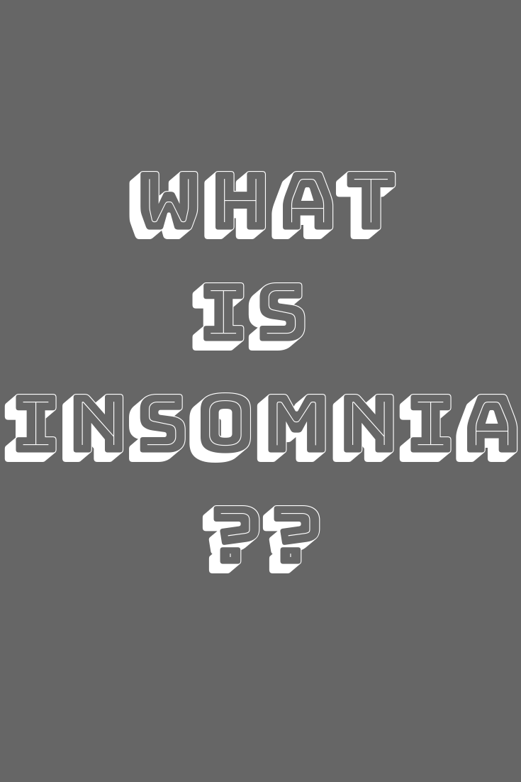 the definitive guide to insomnia | insomnia | pinterest | insomnia
