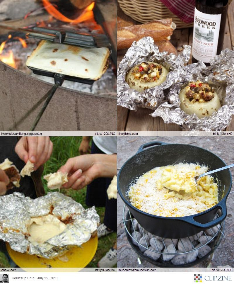 Camping Recipes And Cooking Tips: :: Camping, Hiking & Backpacking