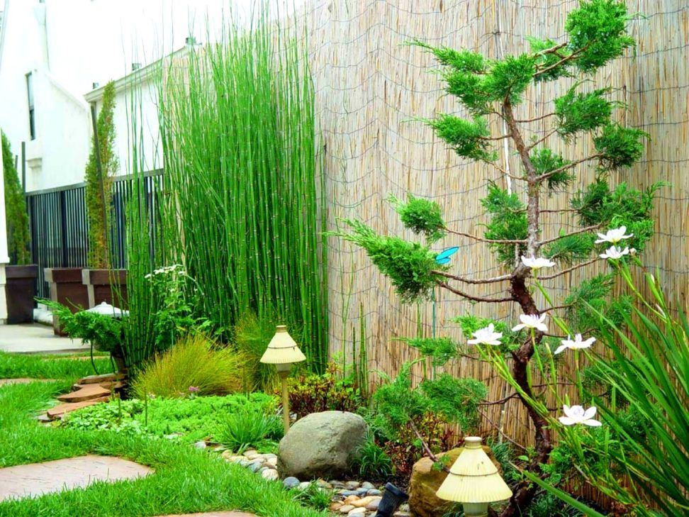 Exterior. Amazing Japanese Style Garden Design With Zen Garden Idea ...