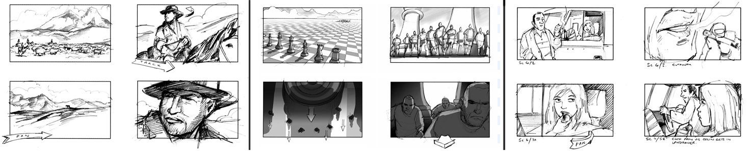 How To Draw For Storyboarding  Storyboarding