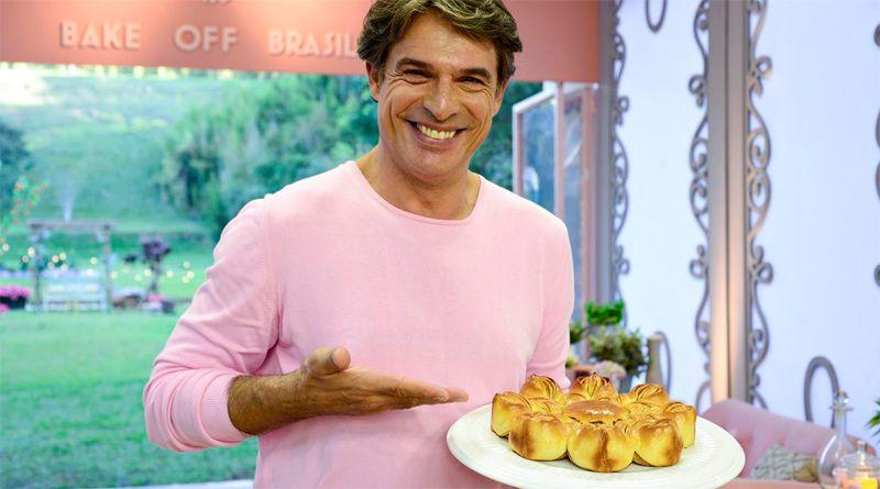 Receita Pao Estrela Do Chef Olivier Anquier Com Imagens