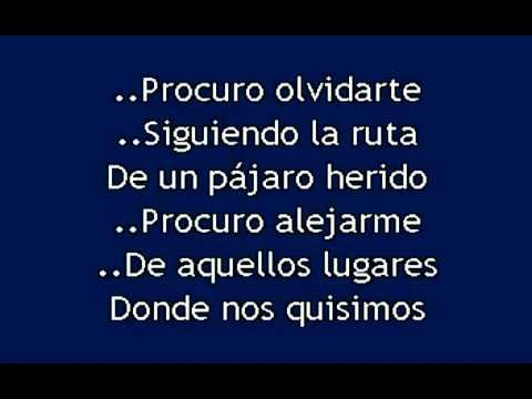 Procuro Olvidarte Hernaldo Michael Bolton Romantic Music Picture Video