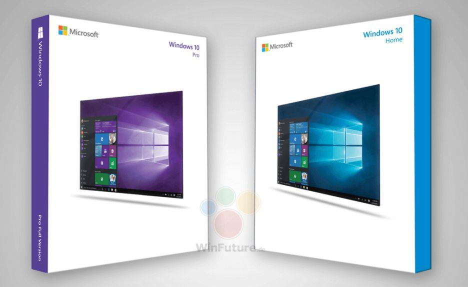 Windows 10 retail box designs Windows 10 Pinterest Retail box