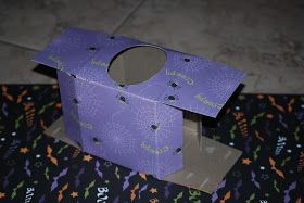 .........Visiting Teaching surprise!: Tutorial for Making a Cute Tissue box cover