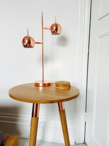 Austin table lamp copper from made metallic express delivery a aloadofball Gallery