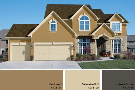 Exterior Paint Color Ideas 8 Trends