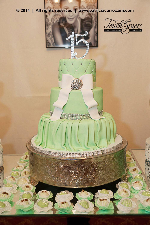 Tiffany Theme Sweet 15 Candy Buffet Tiffany
