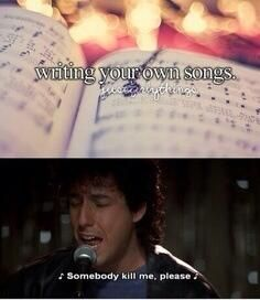 Just Girly Things Parody The Wedding Singer P
