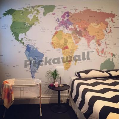 Wallpaper And Murals Pickawall The Removable Wallpaper Experts Wall Art