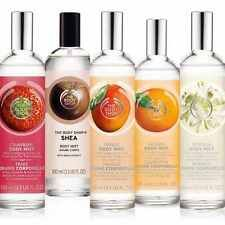 The Body Shop Body Mist 100ml Many Flavour To Choose Free P P