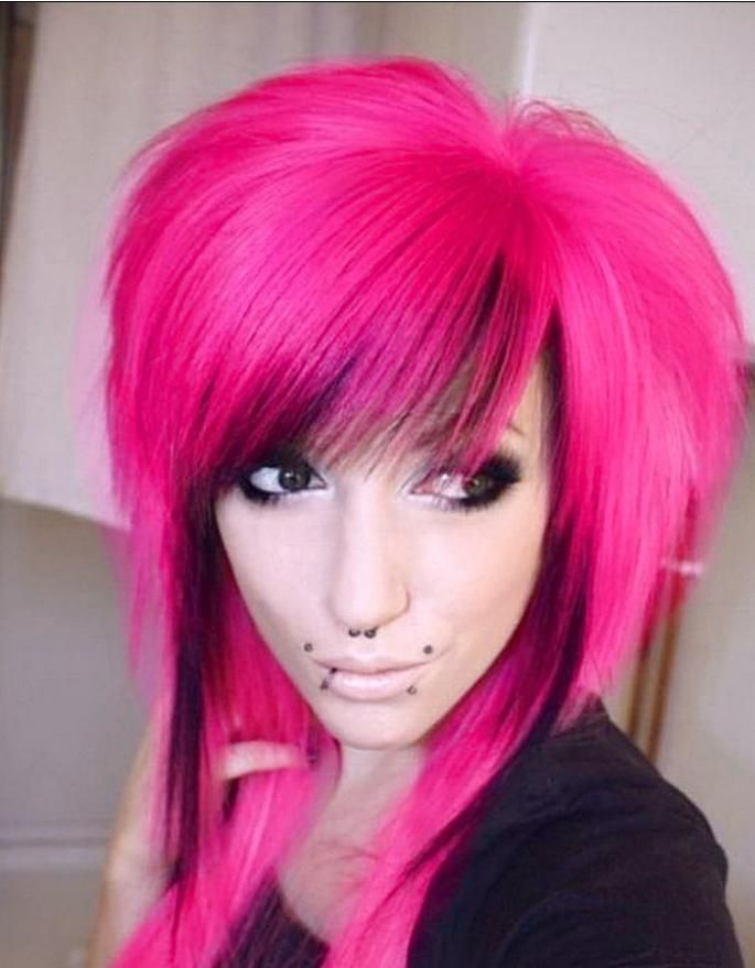 Awe Inspiring 1000 Images About Hair Ideas On Pinterest Emo Hairstyles Short Hairstyle Inspiration Daily Dogsangcom
