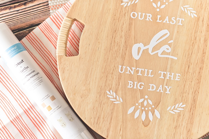 The Best Cricut Gift Guide Ever for the DIY Bride or Groom