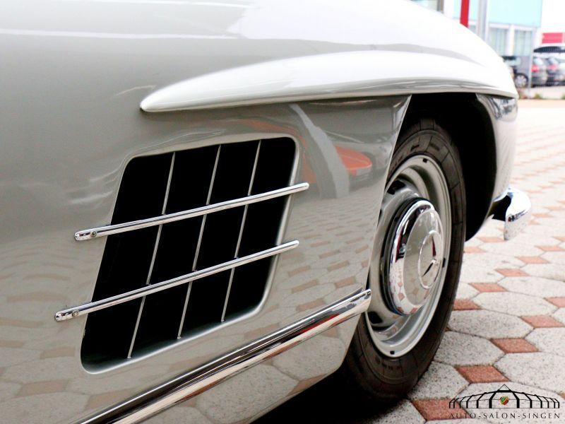 MercedesBenz 300 SL Gullwing Oldtimer mercedes