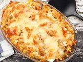 Photo of Everyone's Favorite Cheesy Pasta Casserole-Everyone's Favori…