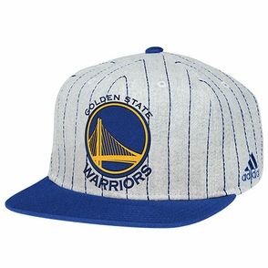 421fa5d531a Warriors Vintage Snapback Cap-Grey