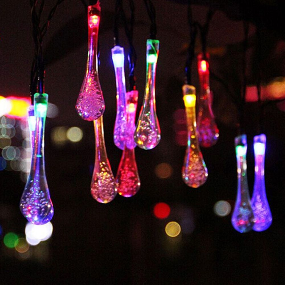 957 gbp 48m solar powered blossom bonsai tree outdoor garden christmas lights