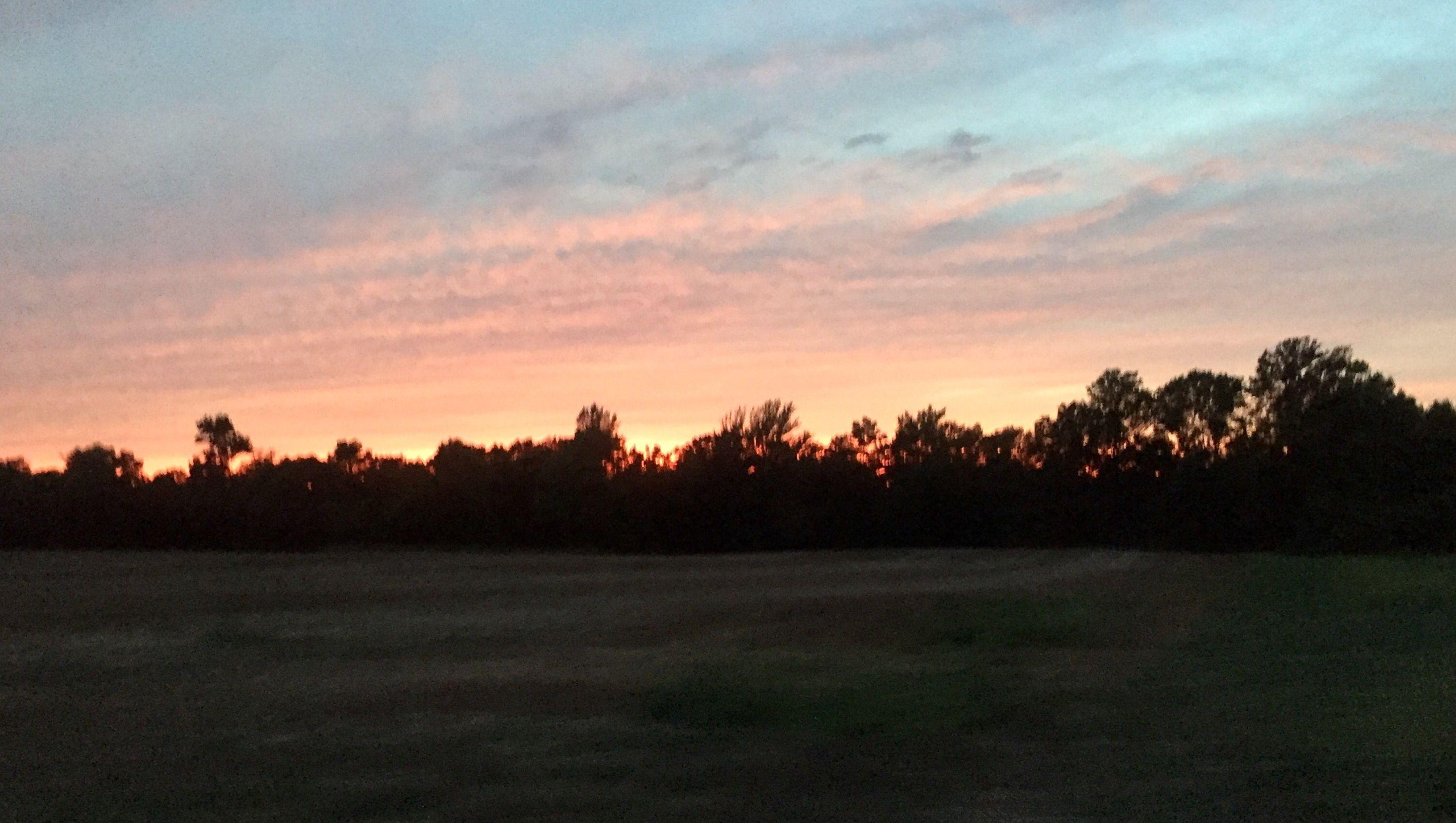 Sunset in Greensboro, MD 🌅 Trip, Photo