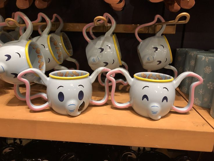 New Disney Mugs Add Character to Your Coffee #coolmugs