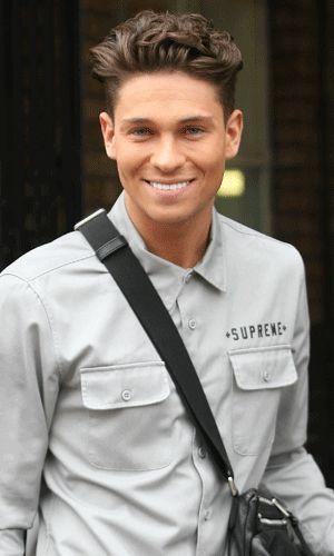 Joey Essex Joey Essex Essex Mens Hairstyles