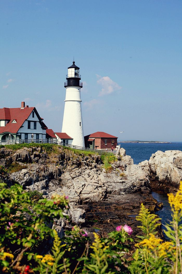 Postcards from Maine