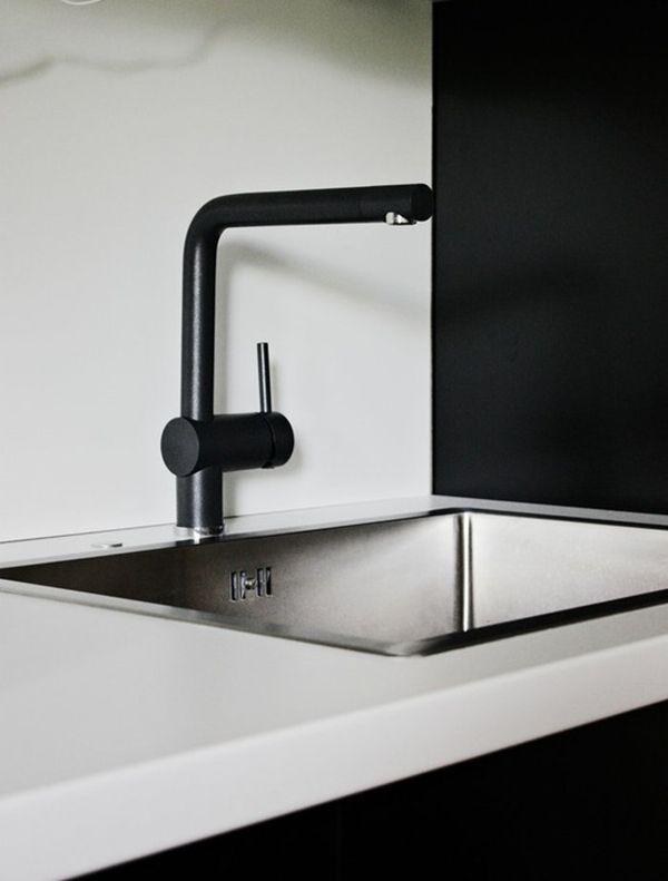 Zwarte Kraan Keuken.Zwarte Keukenkraan Keuken In 2019 Pinterest Kitchen Black