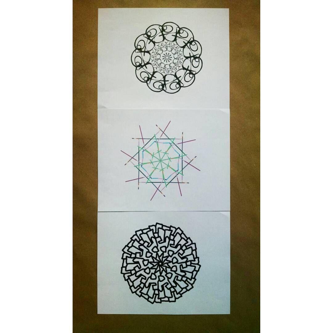 Symmetry Art With Sumopaint