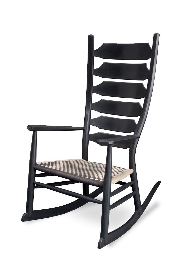 Greenwood Rocking Chair Rocking Chair Handmade Chair Chair