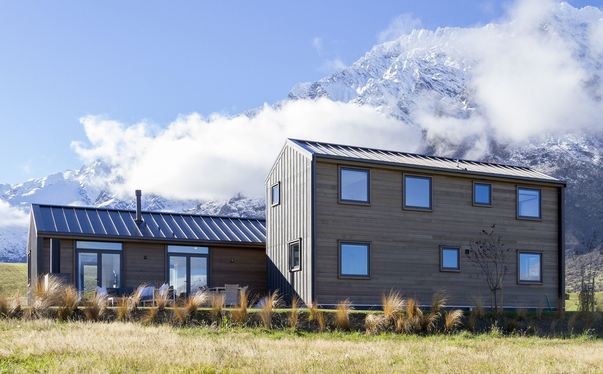 Alpine Tray Roofing In Queenstown - Roofing Ideas - Pinterest