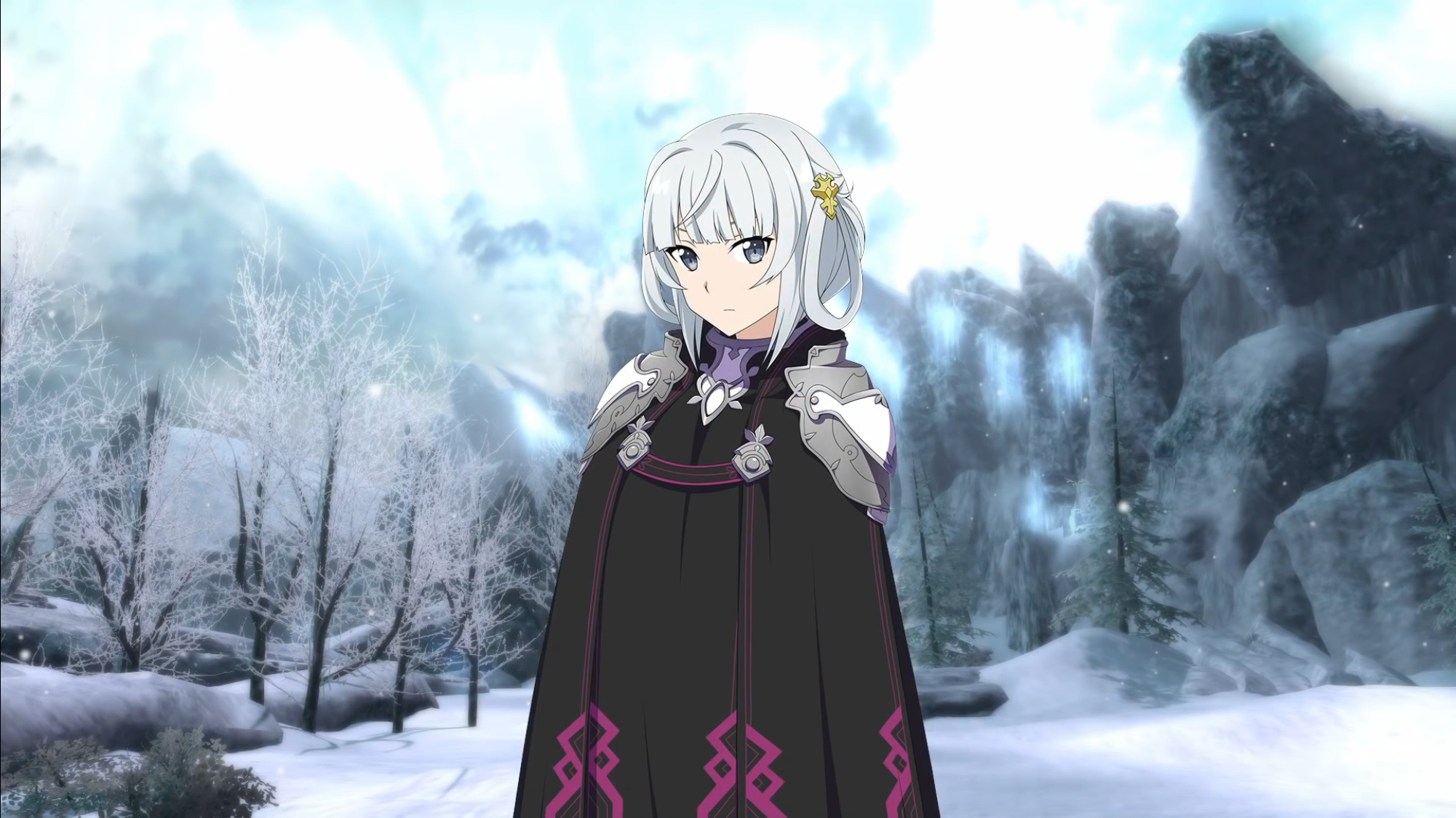 Sword Art Online Hollow Realization - Tia (part 1) | SAO : Hollow