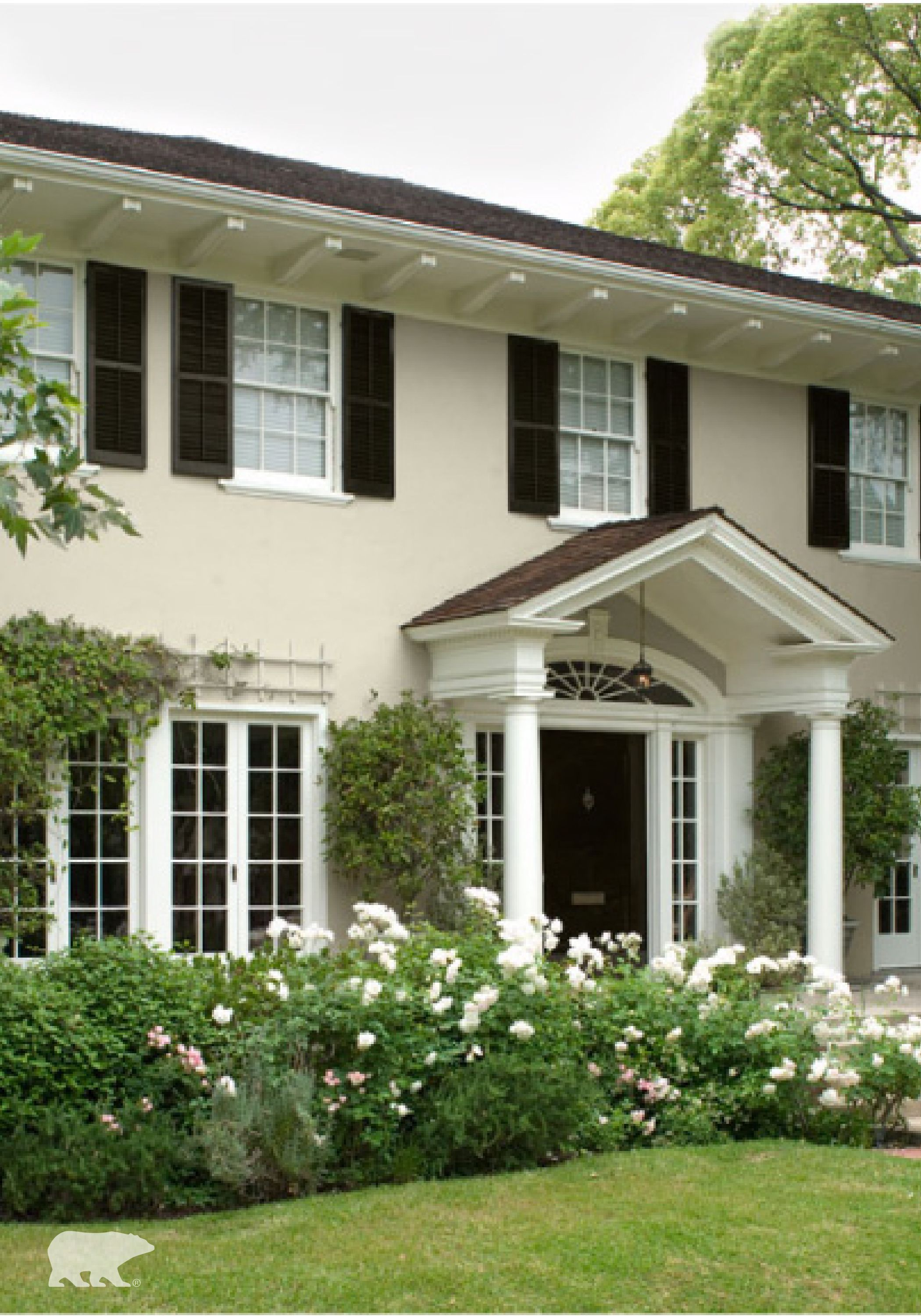 From Polished Landscaping To The Perfect Color Scheme These 6 Stately Home Exteriors Are Sure