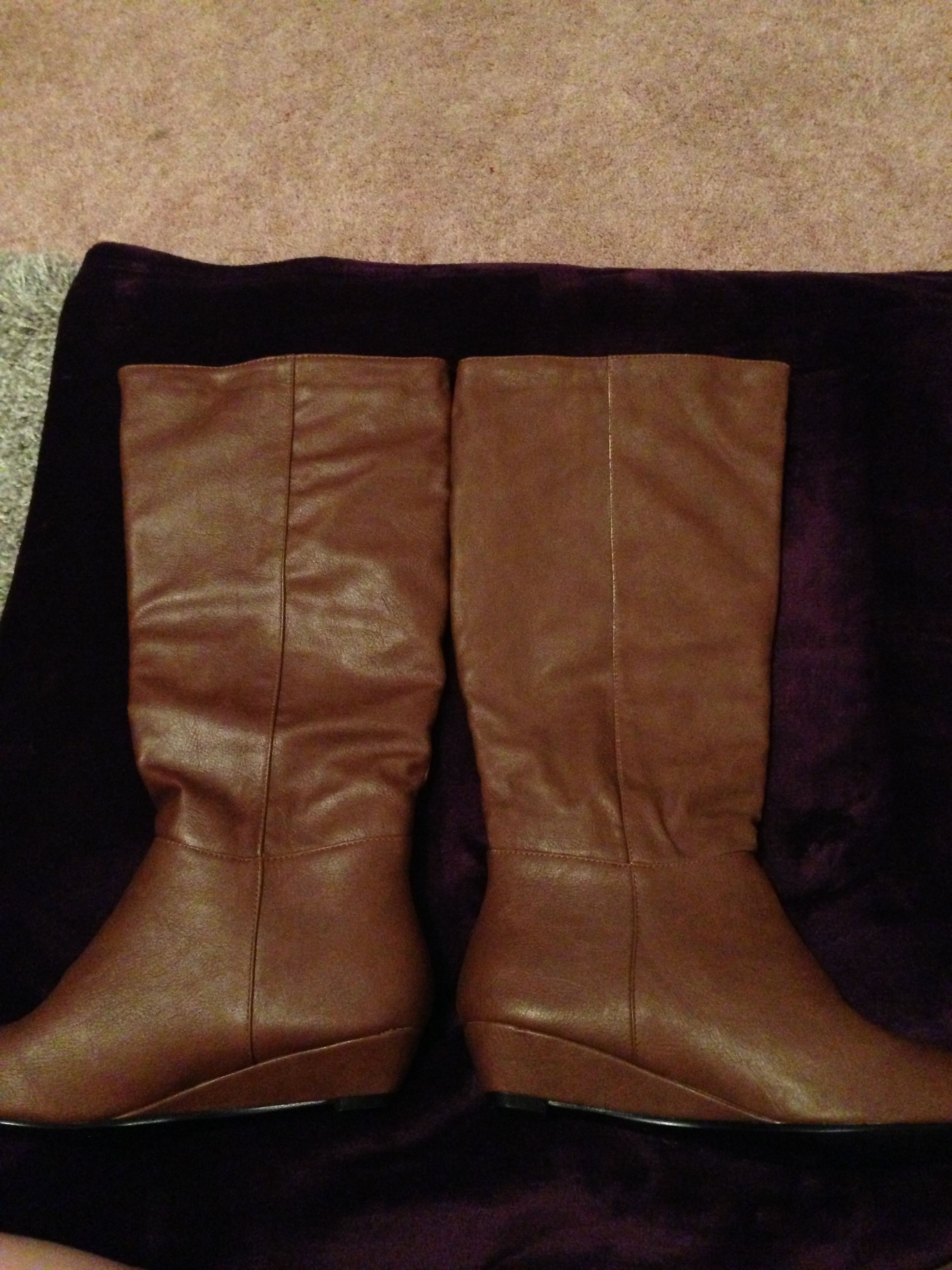 8015dcf9875 How to make your FAUX leather look REAL! All you gotta do