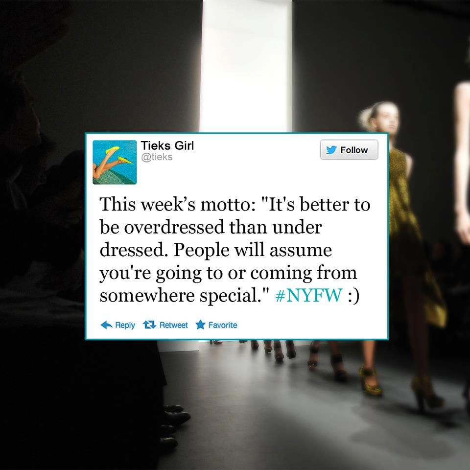Tieks Girl Is Nyc Bound Follow Her On Twitter Tieks As She Tweets Live From Fashion Week Get Twitter Followers Seo Digital Marketing Twitter Followers