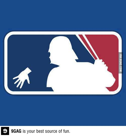 how baseball is played on the dark side sith major