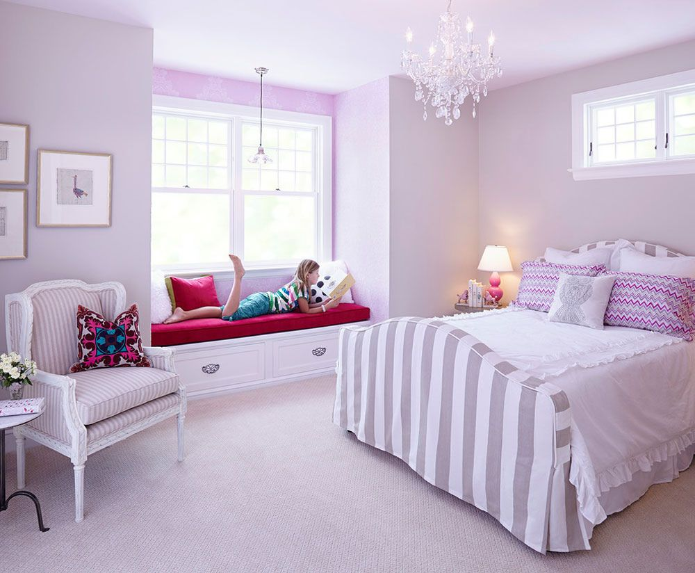 Young Girls Bedroom What is the
