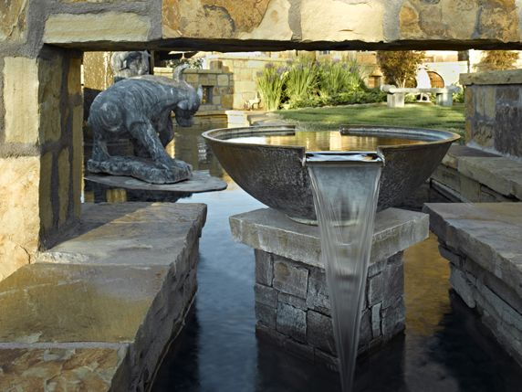 Practical Water Saving Ideas with a Water Wise Fountain | Lifescape