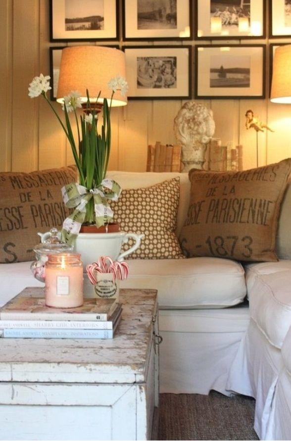 pottery barn look on a budget for
