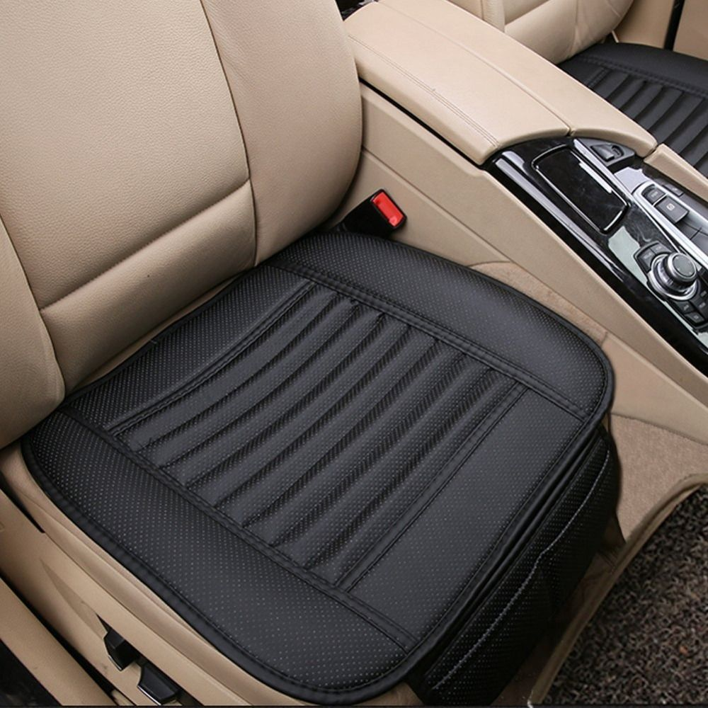 breathable 2pc car interior seat cover cushion pad mat for auto rh pinterest com