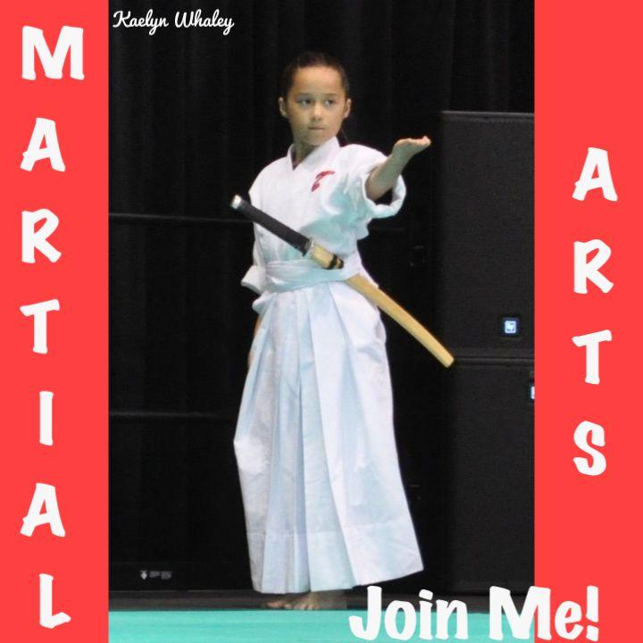 Martial Arts - Kaelyn Whaley