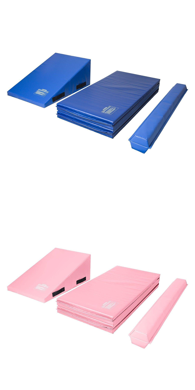 rakuten gymnastics cb commercial incline purple foam inc wedge shop mat training bargains tumbling folding mats triangle product