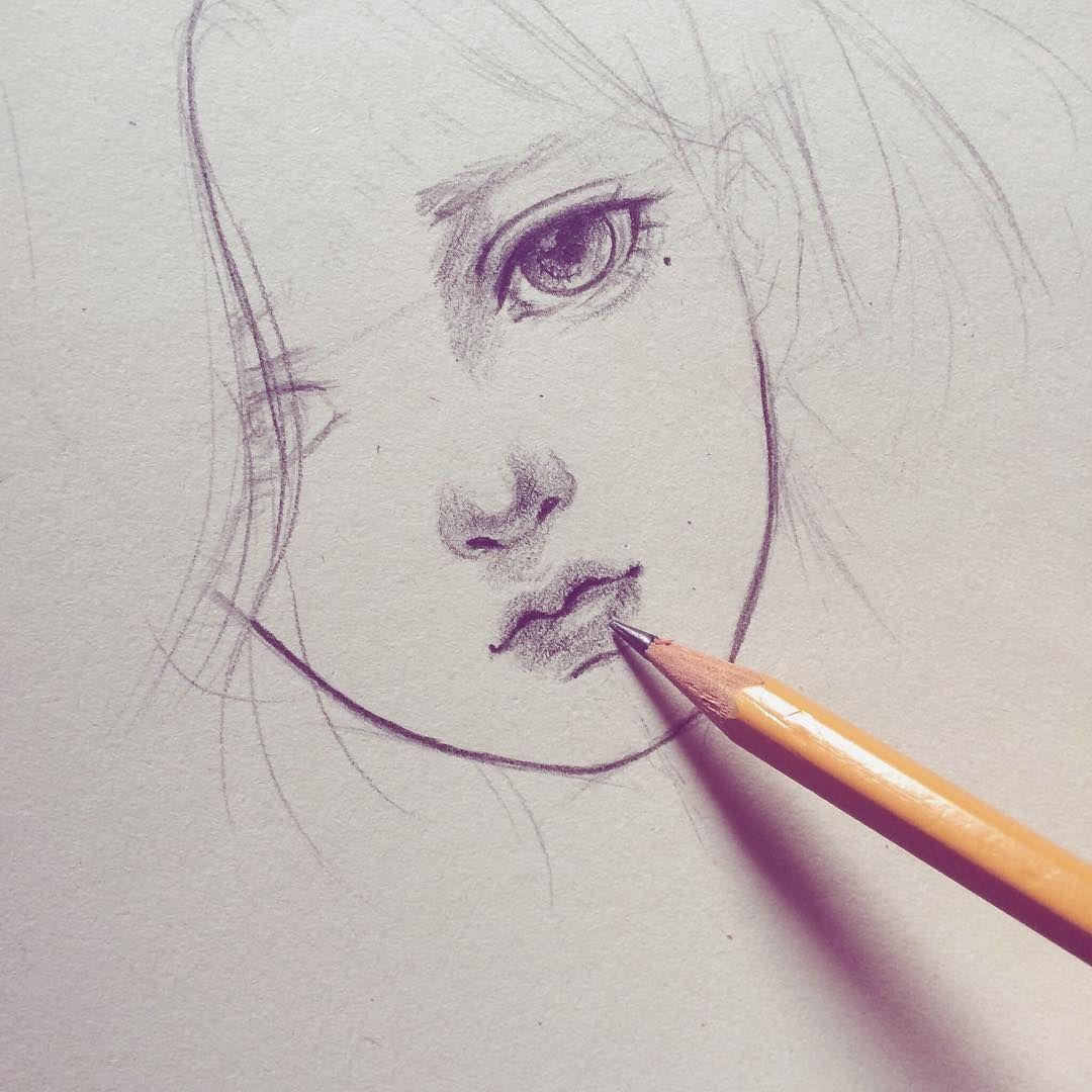 Sketch Sketch Pencil Manga Anime Art Artwork Girl Pretty Beautiful Mangadrawing Fanart Pencil Anime Fanart Drawing Drawings Art