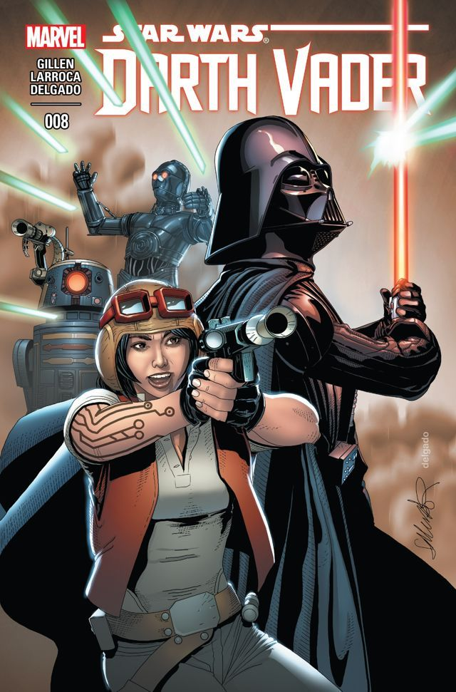 Darth Vader 2015 2016 8 Comics By Comixology Star Wars Comics Star Wars Comic Books Star Wars Novels