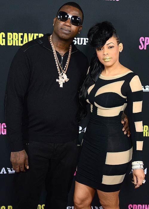 8ee9c74df Rapper Gucci Mane and his girlfriend Keyshia Dior.